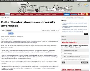 Media – Theater Delta